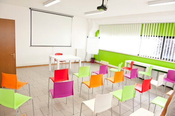 Coworking Ancona - Sala Meeting Steve Jobs